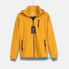 Áo khoác gió nam nữ 2 lớp lót lưới cao cấp chống nước, cản gió, ngăn tia UV
