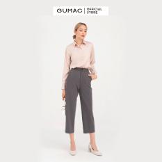 Quần tây ống suông QB752 mẫu mới GUMAC