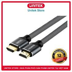[UNITEK STORE] Cáp HDMI chuẩn 2.0 – Dài 1.5m – Hỗ Trợ Độ Phân Giải 4K Unitek 137v