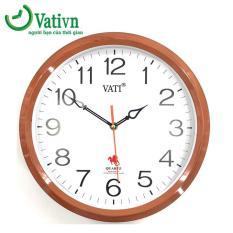 Đồng hồ treo tường Vati hình tròn S09