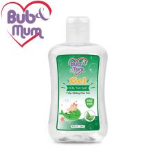 Nước rửa tay khô dạng gel chiết xuất Trầu Không 90ml BuB&MuM sạch khuẩn, dịu nhẹ da tay cho bé