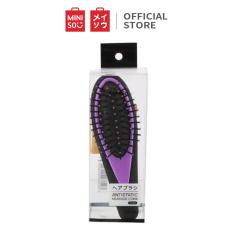 Lược massage da đầu, chống tĩnh điện Miniso 200g