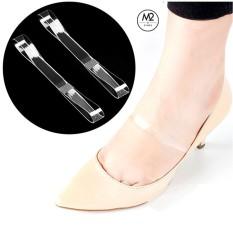 Quai giày ẩn bằng silicon trong suốt giúp giữ giày ôm chân không bị tuột giày khi mang giày cao gót nữ – XIMO QG01