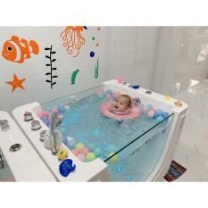 Bồn tắm sục thủy lực massage cho bé 3 chức năng | Hồ bơi massage cho bé [ Nhập Khẩu Chính Hãng ]