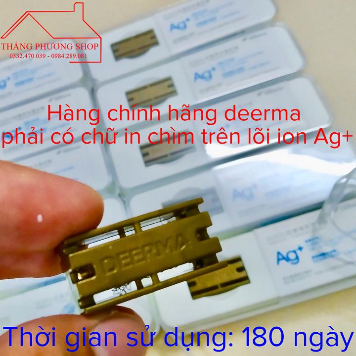 Thanh ion Ag+ (ion bạc) khử trùng nước và không khí cho máy tạo ẩm (Hàng nhập khẩu)