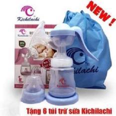 Máy Hút Sữa Bằng Tay Kichilachi HSK01 ( Tặng 06 túi trữ sữa Kichilachi )