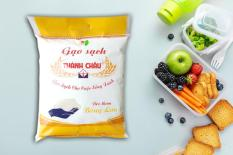 Gạo Sạch Thành Châu – Gạo dẻo thơm Bông Lau 5 kg