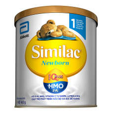 Sữa Similac 1 HMO 400g (0-6 tháng)