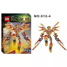 Hộp lắp ráp Bionicle 612-4