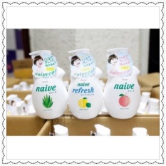 SỮA TẮM NAIVE MADE IN JAPAN 530ML