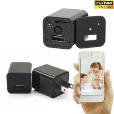 Các Loại Camera Ip, Camera Wifi Hình Củ Sạc USB Full HD 1080p – Ghi Hình Bí Mật, Kín Đáo, Ghi âm Cực Nét, Giấu Kín Không Thể Phát Hiện|Hàng Chuẩn Loại Tốt