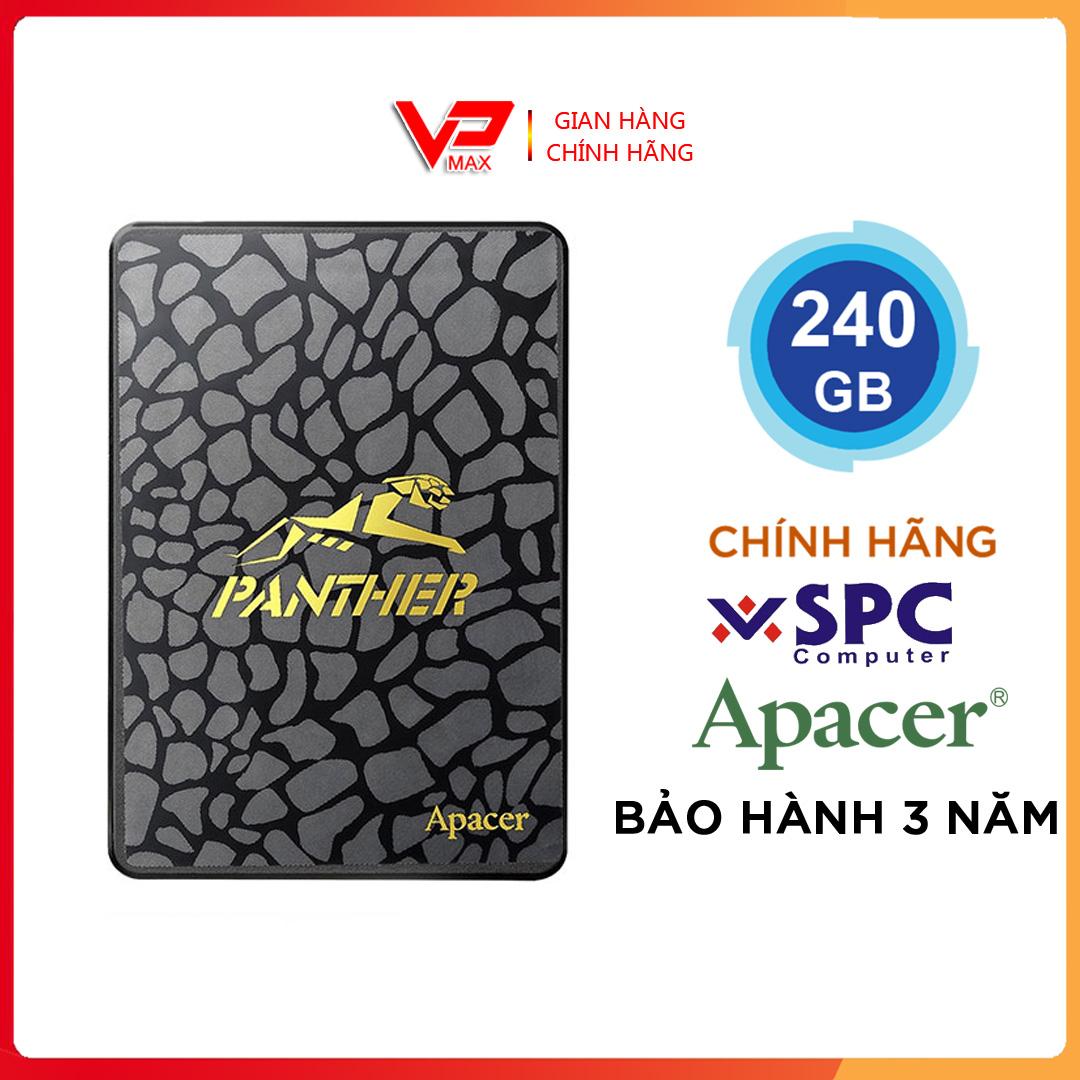 Ổ cứng SSD Apacer 240GB, 120GB sata 3 bảo hành 3 năm dùng cho laptop PC - vpmax - ổ...