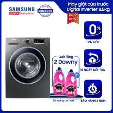 [Trả góp 0%]Máy giặt cửa trước Samsung Digital Inverter 8.5kg – WW85J42G0BX – WM