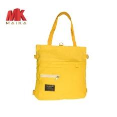 Túi Tote, Túi vải đeo chéo vải bố đựng đồ MKB584YL VÀNG MK MAIKA