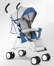 Xe nôi xe đẩy em bé Haowei T501 bản cao cấp có thể gấp xách tay cho bé 6 tháng – 3 tuổi