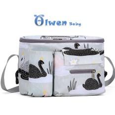 Túi Xách Bỉm Sữa Giữ Nhiệt Đa Năng Chống Nước Chứa Đồ Bảo Quản Sữa Cho Mẹ, Bé Tiện Lợi – Insulation bag, Cooler bag