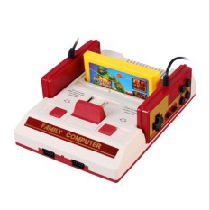 Máy chơi game 4 nút tay cầm không dây pin sạc FAMILY HDMI