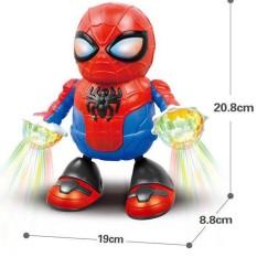 Siêu nhân nhện nhảy nhac dane cực đáng yêu