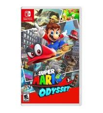 Thẻ game Super Mario Odyssey Nintendo Switch