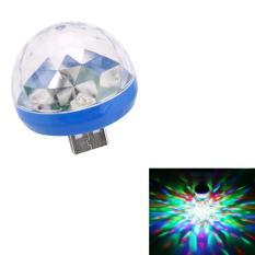 [Hot] USB Đèn Led Vũ Trường Mini Đầy Màu Sắc cho điện thoại USB – Có cổng Micro USB cho SAMSUNG