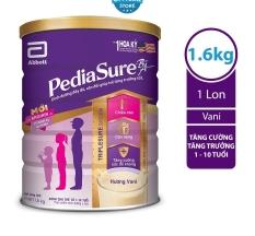 Sữa bột Pediasure 1,6kg Hương Vani (Date mới)