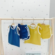 bộ 3 lỗ chất cotton mềm mại cho bé