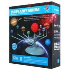 Bộ đồ chơi lắp ráp mô hình hành tinh – Solar System Planetarium