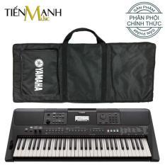 Đàn Organ Yamaha PSR-E463 – Hãng phân phối chính thức (Keyboard PSR E463 – Hàng chính hãng, Có tem chống hàng giả bộ CA- Bộ Đàn, Bao, Nguồn)