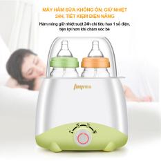 Máy hâm sữa tự động, máy hâm sữa giữ nhiệt, máy hâm sữa, hâm nóng thức ăn, máy tiệt trùng bình sữa 2 trong 1