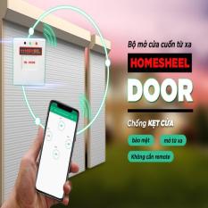 Bộ thiết bị điều khiển cửa cuốn từ xa bằng wifi SUHA2039