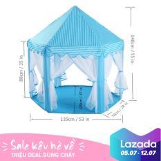 Lều cho bé/ Lều cắm trại/Lều công chúa phong cách Hàn Quốc cho bé