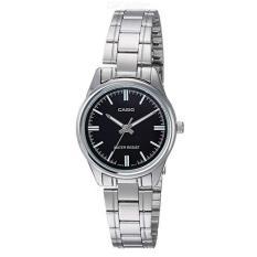 Đồng hồ nữ dây thép Casio Anh Khuê LTP-V005D-1AUDF