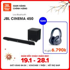 [HỖ TRỢ TRẢ GÓP 0%] Loa Bluetooth JBL CINEMA SB450/230 – Hàng Chính Hãng