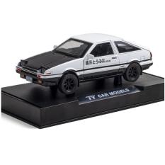 Siêu xe ô tô mô hình kim loại Toyota Fujiwara AE86 Tỷ lệ 1:32