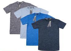Combo 4 áo thun nam thể thao vải dày mịn, thoáng mát hàng VNXK – vải Đốm ( màu bất kỳ )