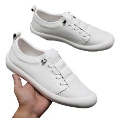 Giày nam da cao cấp, giày lười nam Hotrend GN401