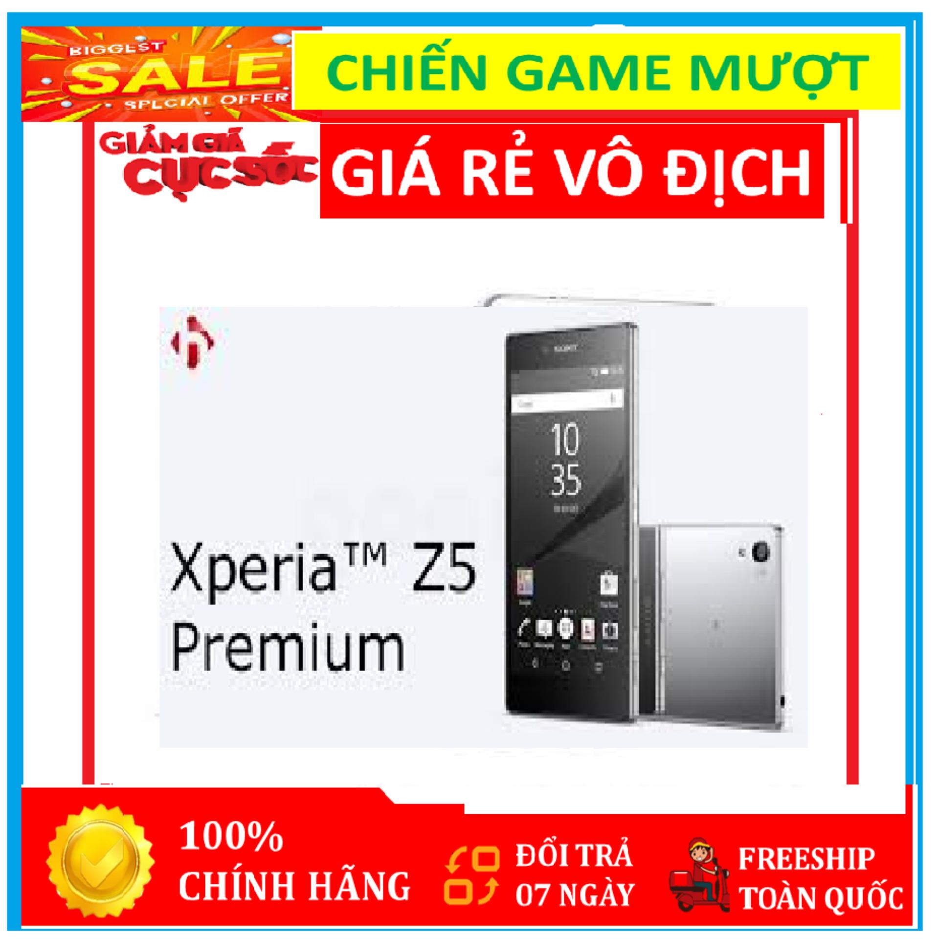 sony xperia z5 (premium dual sim)-nhập khẩu fullbox