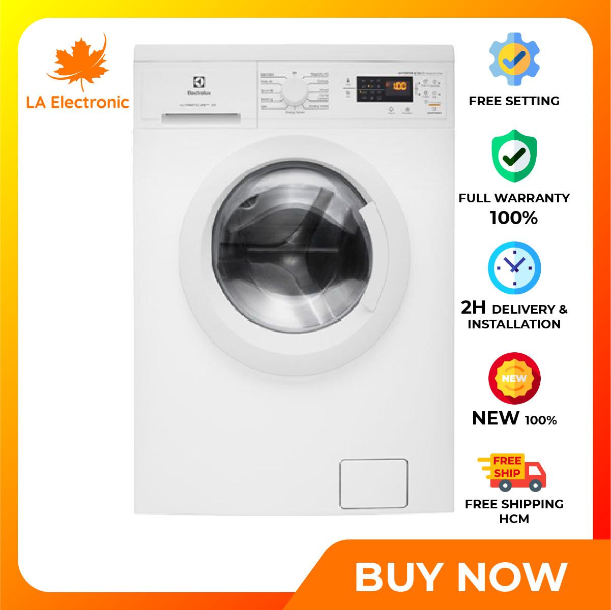 Trả Góp 0% – Máy giặt sấy – Electrolux 8Kg Washing Machine + 5Kg Dryer EWW8025DGWA, thiết kế thông minh, công nghệ hiện đại, hoạt động mạnh mẽ và bền bỉ, có chế độ bảo hành và xuất xứ rõ ràng – Miễn phí vận chuyển HCM