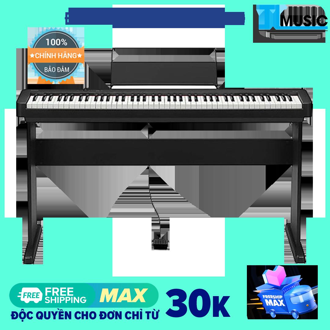 Piano điện 88 phím (Digital Piano) Casio CDP S100 (CDPS100) (Thiết kế siêu nhỏ gọn)