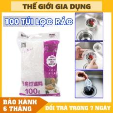 Combo 100/200/300 Túi Lọc Rác, Thức Ăn Thừa Thông Minh Dành Cho Bồn Rửa Chén