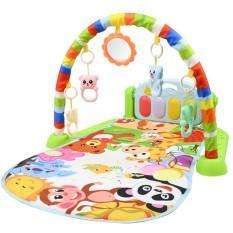 Thảm nhạc, thảm đàn piano cho bé sơ sinh vui chơi giúp phát triển các giác quan của bé – DC12