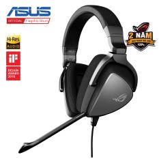 Tai nghe Gaming ASUS ROG Delta Core – 4x ESS DAC – ASUS ROG Gaming Headset
