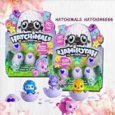 Đồ chơi bóc trứng chim Hatchimals là món đồ chơi dành cho các em nhỏ từ 2-5 TUỔI
