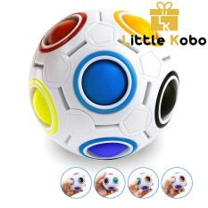 Rubik Biến Thể Rubik Rainbow Ball Magic Ball YJ YongJun Siêu Xịn