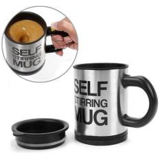Cốc tự khuấy độc đáo dùng để pha cà phê không cần thìa