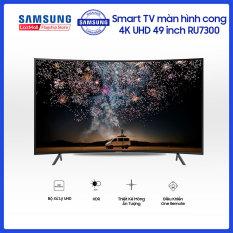 Smart TV Samsung màn hình cong 4K UHD 49 inch RU7300