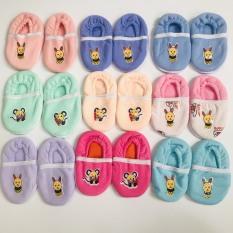 Giày vải mềm tập đi baby cotton cao cấp Yến Trân cho bé sơ sinh – BEEKIDS PLAZA