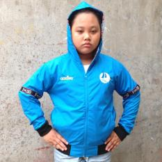 Áo khoác trẻ em GOKING cho bé gái bé trai, áo khoác gió vải dù mềm mại cao cấp (Hình thật)