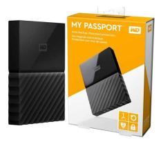 Ổ cứng di động WD Western digital my passport 1TB