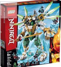 Đồ chơi lắp ráp LEGO Ninjago Người Máy Samurai của Lloyd